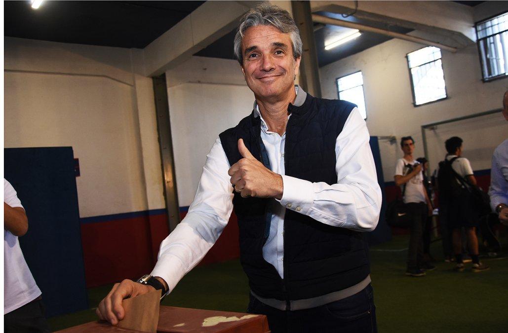 Decurnex es el nuevo presidente de Nacional e Iván Alonso será su gerente deportivo